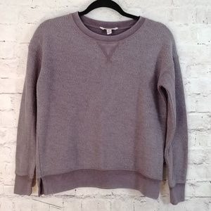 AE OUTFITTERS Purple Pull Over Sweatshirt